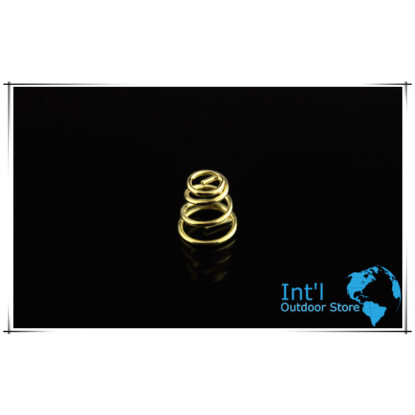 Gold plated springs for drivers and switches (20pcs)
