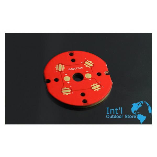 NOCTIGON 4XP 33mm 4P QUAD LED COPPER MCPCB (1 PC)