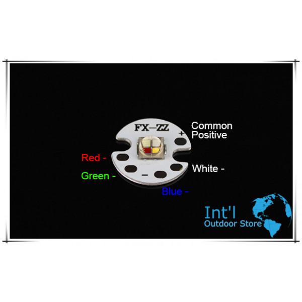 CREE XM-L Color LED 16mm MCPCB