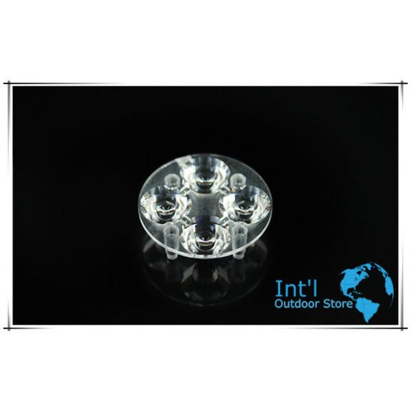 Carclo 10621 QUAD LED OPTIC LENS