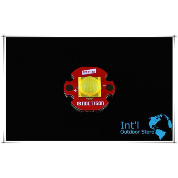 NOCTIGON MT-G20 & CREE MT-G2 Q0 5000K 6V LED