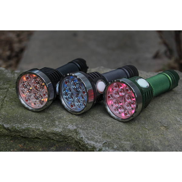 Noctigon K9.3 DUAL CHANNEL 7400lm 21700 LED FLASHLIGHT