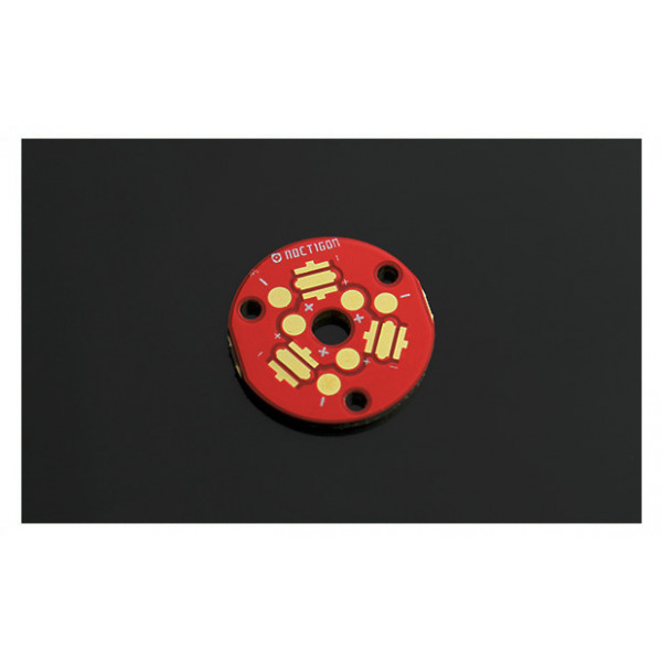 Noctigon 3XP PARALLEL-ONLY TRIPLE LED COPPER MCPCB (1 PC)